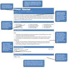how to structure a resume great infromation on current resume