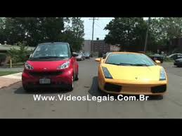 lamborghini smart car lamborghini vs smart car