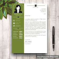 resume template with photo cover letter u2013 u201cveronica black u201d
