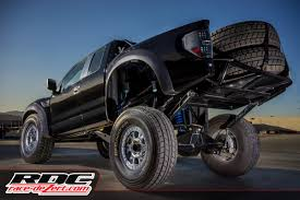 Ford Raptor Trophy Truck Kit - jim smith racer engineering built raptor race dezert com