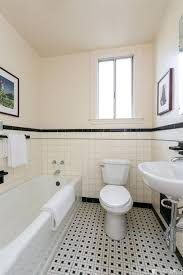 vintage bathroom tile ideas 48 beautiful vintage black and white bathroom ideas small bathroom