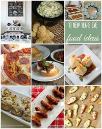 Dinner Ideas For New Years Eve Party New Years Eve Food Ideas And Block Party Rae Gun Ramblings