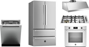 Oven Range Hood Bertazzoni Kitchen Package With Qb30m400x Cooktop Masfs30xv Wall