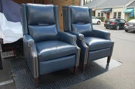 navy blue reclining sofa sofa stylish navy blue reclining sofa 496500 navy blue reclining