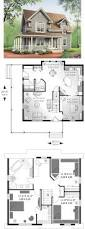small farmhouse house plans blueprints plan best ideas on