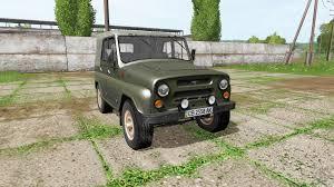 uaz uaz 469 for farming simulator 2017