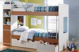 Olympus Single Bunk Bed Frame By John Young Furniture Harvey - Single bunk beds