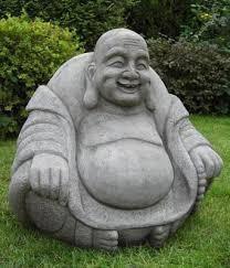 laughing buddha laughing buddha budda garden ornament