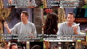 Chandler Meme - marketing 101 with chandler bing imgur