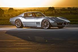 700 hp corvette 700hp pro touring 1968 chevrolet corvette is as pretty as it is