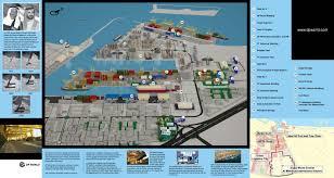 Ferry Terminal Floor Plan by Dp World Uae Region