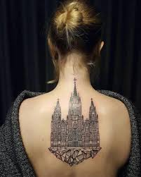 30 architecture tattoo designs to get you inspired for more ink