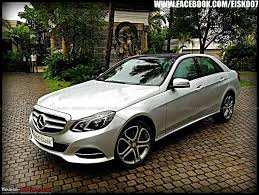 mercedes f class price in india mercedes india launches 2014 e class facelift team bhp