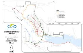 Truck Route Maps Update Council Proposes Approving Nine Axle Trucks Within City