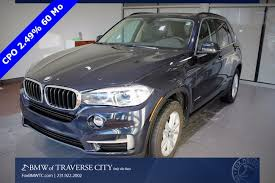 certified bmw x5 certified pre owned 2015 bmw x5 xdrive35i for sale in traverse