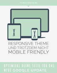 design anpassen responsive theme und trotzdem nicht mobile friendly robot txt