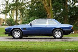1975 maserati khamsin sold welcome to classicargarage