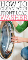 how to clean your front load washer frugally blonde