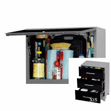 Xtreme Garage Cabinets Garage Cabinets Set Mechanic Tool Storage Shelves Tall Locker