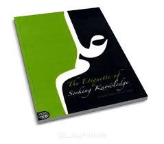 Seeking Book Pdf The Etiquette Of Seeking Knowledge Islam Future The Future