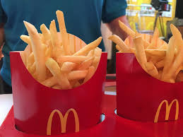 mcdonald s endless fries are coming to america business insider