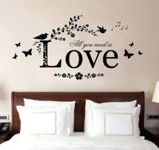 Kitchen Wall Art Ideas Wall Ideas 3d Butterfly Wall Art Decal Set Of 70 In Purple Paper