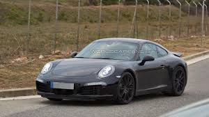 porsche carrera 2015 2015 porsche 911 facelift spied for the first time could be the