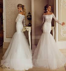 wedding dresses with sleeves lace vintage wedding dresses with sleeves 5572