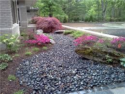 Black Garden Rocks Black Landscape Rocks Jbeedesigns Outdoor Landscape Pebbles
