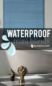 waterproof mini blinds the rubber ducky of window treatments
