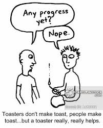 Toasters Toast Toast Toast Cartoons And Comics Funny Pictures From Cartoonstock