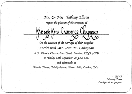 wedding invitations nj calligraphy wedding invitations nj marifarthing