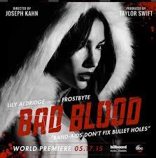 Bad Blood Video Taylor Swift Bad Blood Mirror Online