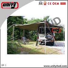 Camping Tent Awning Best Selling Car Accessories Camping Tent 4x4 280g Polyester