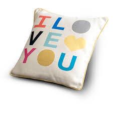 9 by Novogratz Love Letters Decorative Pillow Walmart