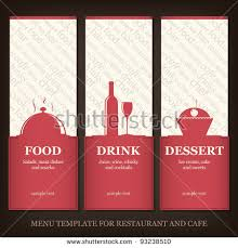 snack bar menu template menu template stock images royalty free images vectors