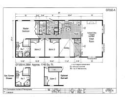 plan kitchen design layout floor archicad cad autocad drawing plan