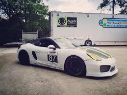 porsche cayman track car for sale 2014 981 pdk cayman race car pca gtb2 spec