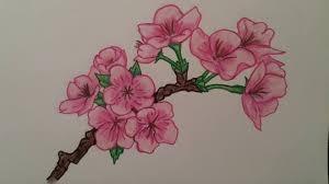 japanese cherry blossom tattoo design by hellsoriginalangel on