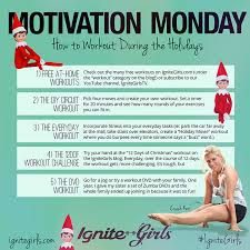 11th day of fitness how to workout during the holidays