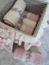 Shabby Chic Bath Towels by 343 Best Bath Towels Images On Pinterest Bath Towels Bathroom