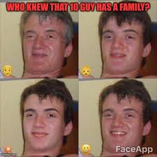 Meme Face App - who knew imgflip