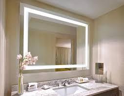 lighted bathroom mirror cabinet lighted bathroom mirror
