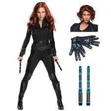 Avengers Halloween Costume Black Widow Costumes Marvel Avengers Black Widow Halloween Costumes