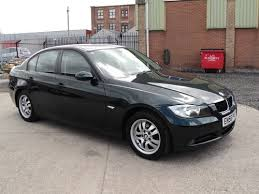 bmw es 07 56 bmw 320d es automatic saloon for sale 2007 on car and