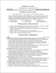Sample Entry Level Resumes by Resume Examples For Entry Level Marketing Augustais