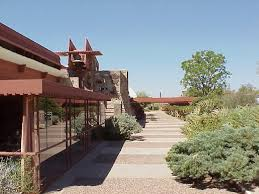 Taliesin West Interior Artcom Museums Tour Taliesin West