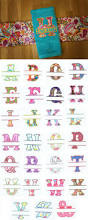 55 best monograms images on pinterest embroidery fonts