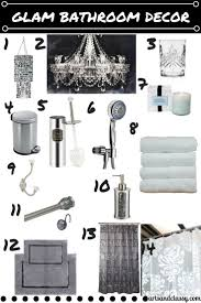 best 25 glamorous bathroom ideas on pinterest elegant home