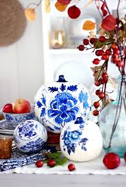 25 best blue fall decor ideas on pinterest fall decor lanterns